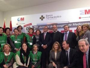 asuntos sociales acto en Madrid