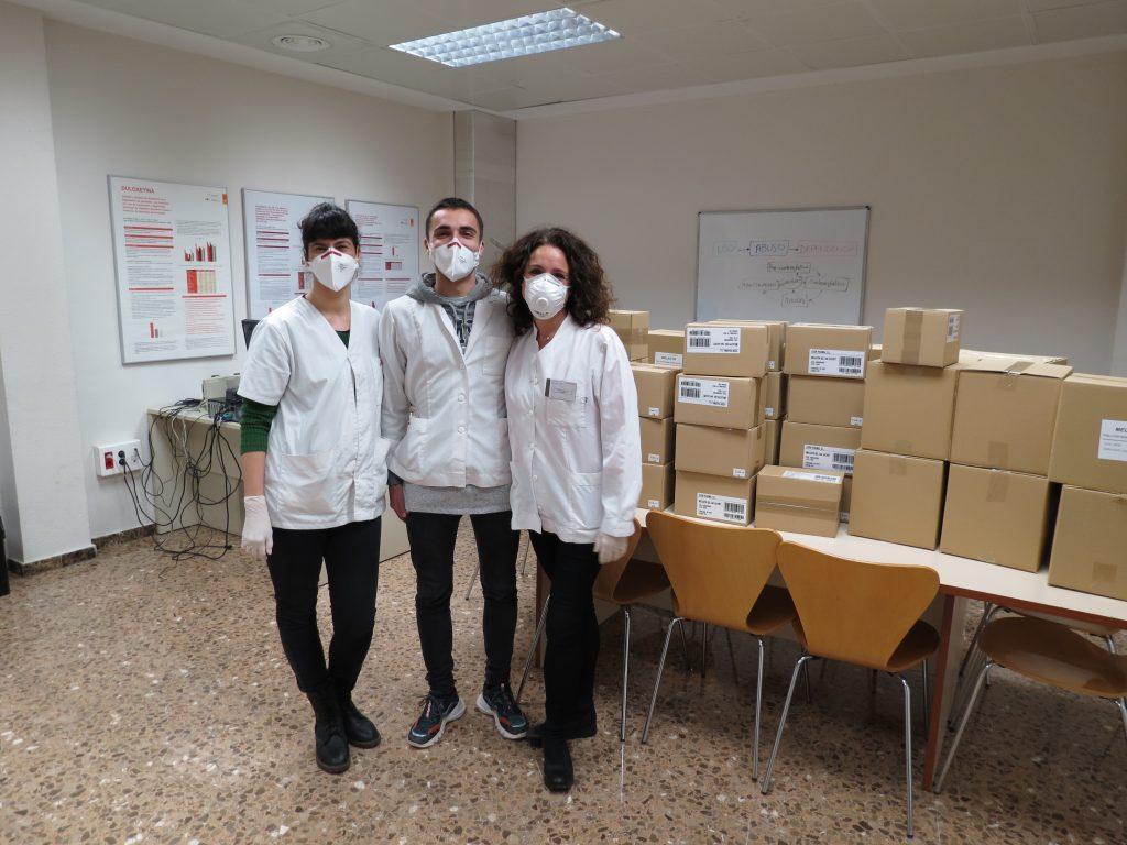 Nuevos proyectos: Fondo Social de Emergencia y Campaña Sanitaria de Emergencia
