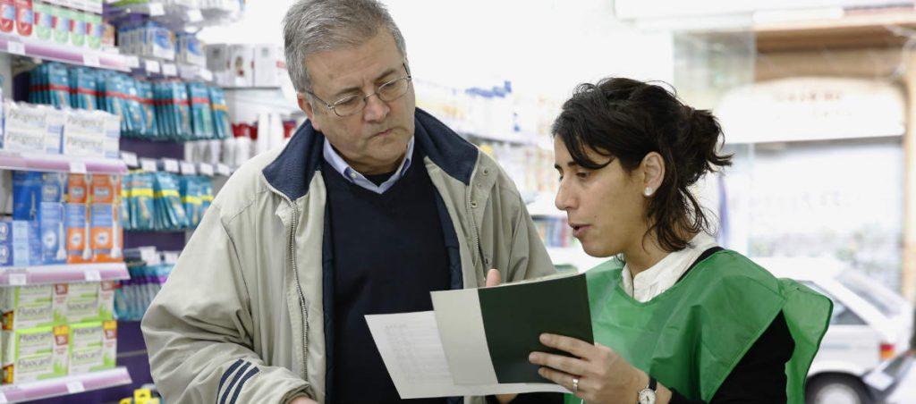 Voluntario Banco Farmacéutico